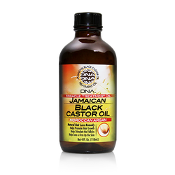 DNA Jamaican Black Castor Oil Moroccan Argan 4 oz