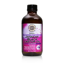 DNA Jamaican Black Castor Oil Lavender 4 oz