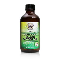 DNA Jamaican Black Castor Oil Shea Butter 4 oz