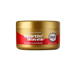 Magic Sportin' Waves Maximum Hold Gel Pomade 3.5 oz