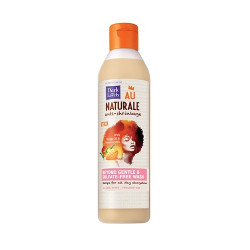 Dark and Lovely Au Naturale Anti Shrinkage Beyond Gentle & Sulfate-Free Wash 13.5 oz
