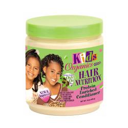 Africa's Best Kids Organics Hair Nutrition Protein Enriched Conditioner 15 oz