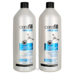 Redken Cerafill Retaliate Shampoo & Conditioner Liter Duo