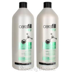 Redken Cerafill Defy Shampoo & Conditioner Liter Duo