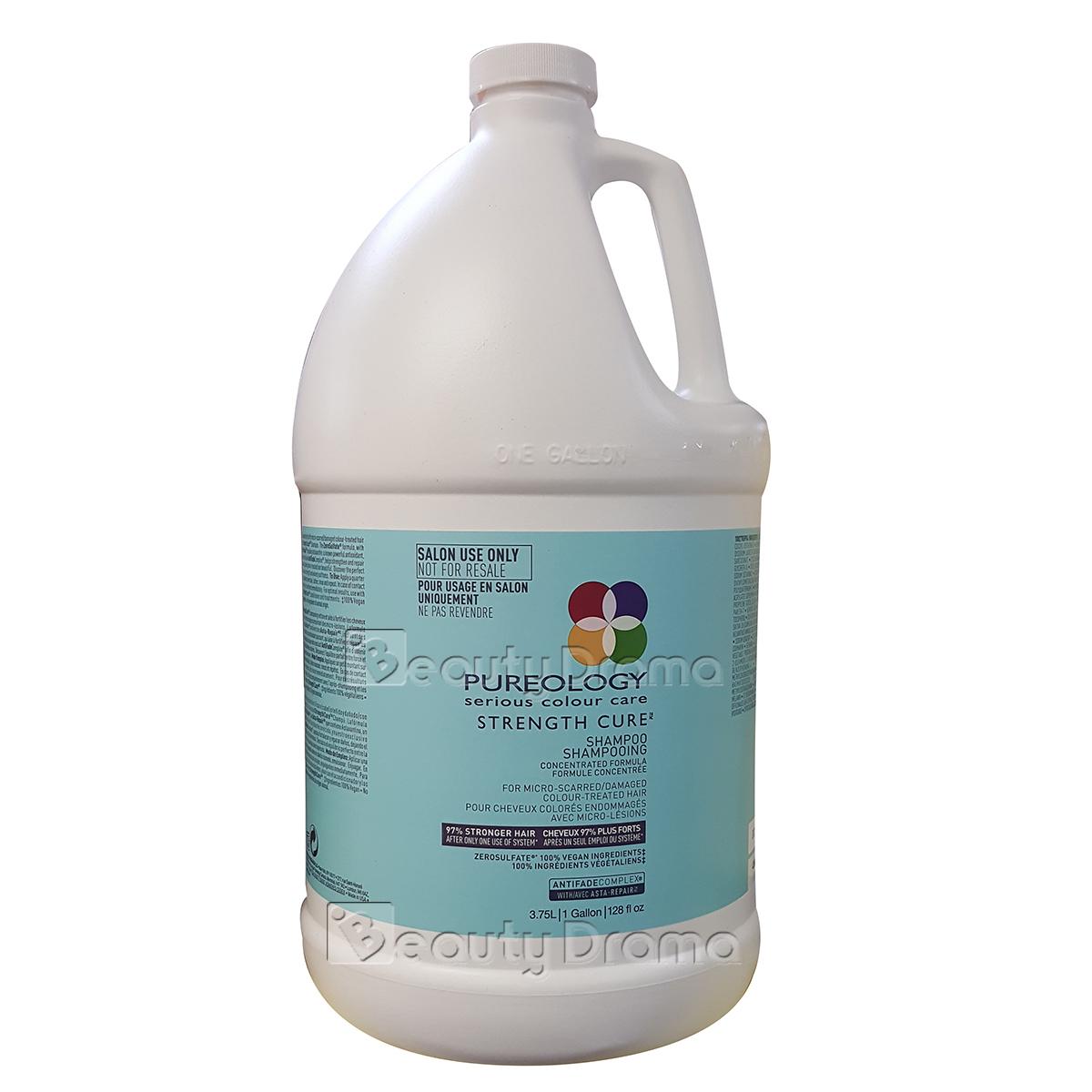 Pureology Strength Cure Shampoo 1 Gallon