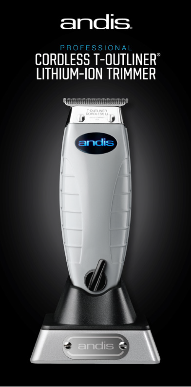 Andis Cordless T-Outliner® Li Trimmer 74000