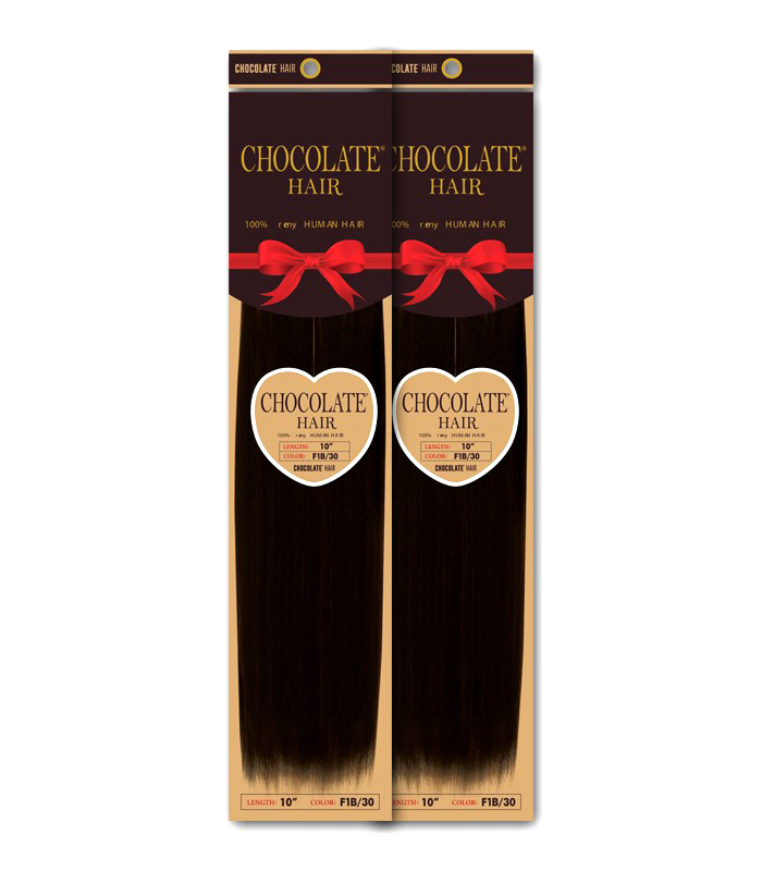 Chocolate Yaky Weave 100 Human Hair Weave