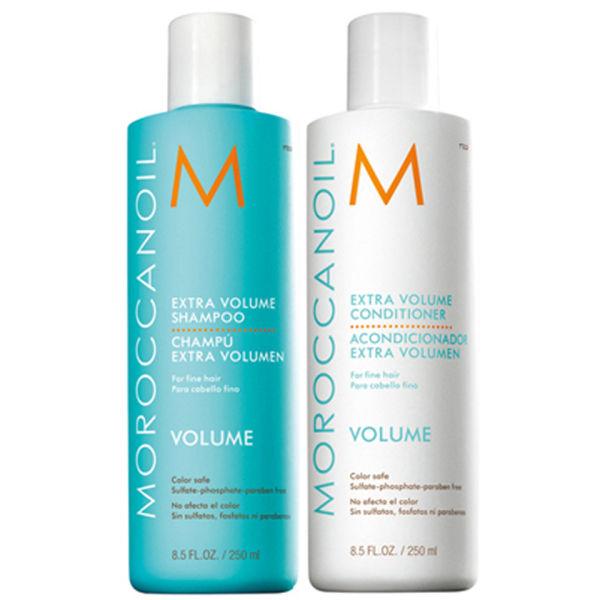 Moroccanoil Extra Volume Shampoo & Conditioner Duo 8.5 fl oz