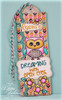 Bookmark Bits & Pieces Clear Stamp Set
