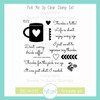 Pick Me Up Clear Stamp Set