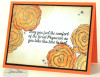 Thankful Blooms Clear Stamp Set