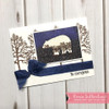 Scene Silhouettes: Trees Clear Stamp Set