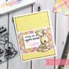 Hoppy Easter Clear Stamp Set
