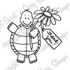 Thankful Tommy Turtle Digital Stamp