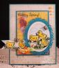 Springtime Babies Clear Stamp Set