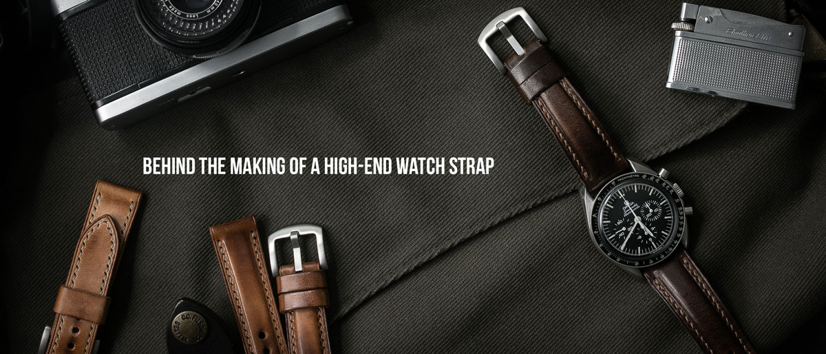 Watch Straps to Lust After