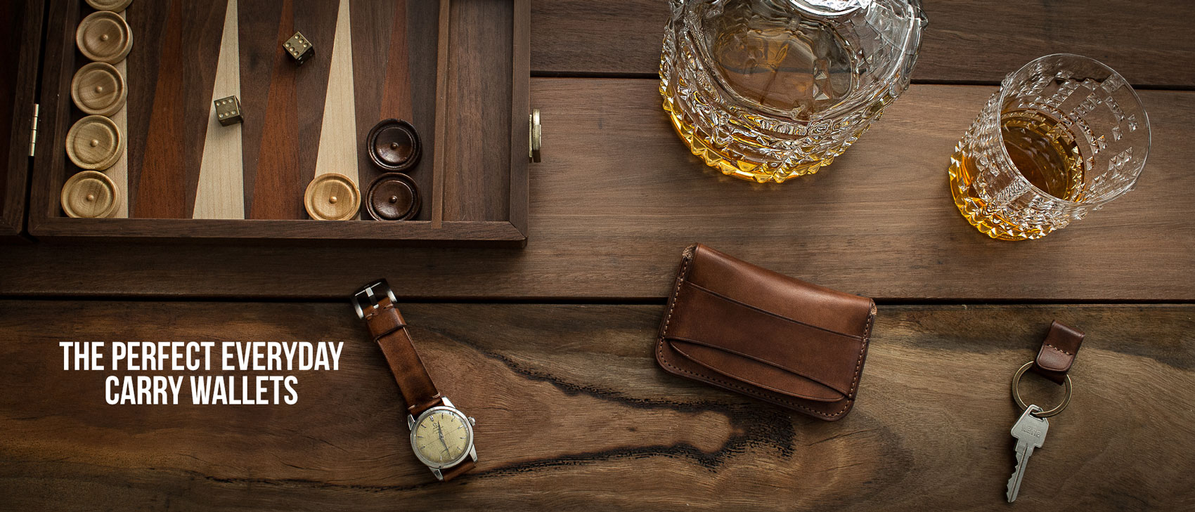 The Perfect Everyday Carry Wallets