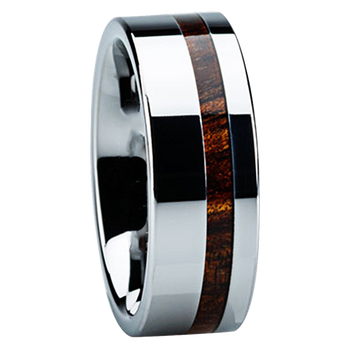 1 Mens Wedding Bands Tungsten Titanium Wedding Rings