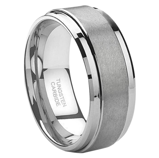 Tungsten wedding bands durability
