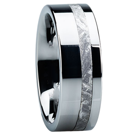 Meteorite Mens Wedding Bands Why So Por