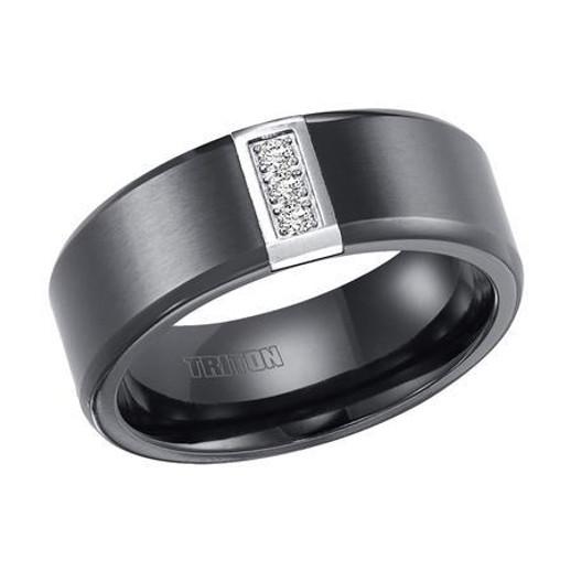 Titanium Rings Mens Wedding Bands