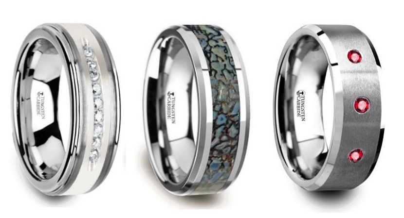 Mens Wedding Bands Designs What Does It Reveal About His Nature