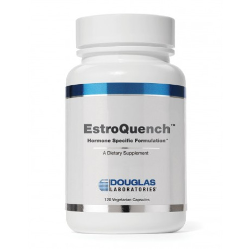 EstroQuench™ decrease estrogen levels controls estrogen dominance in both men and women by naturally inhibiting aromatase activity.