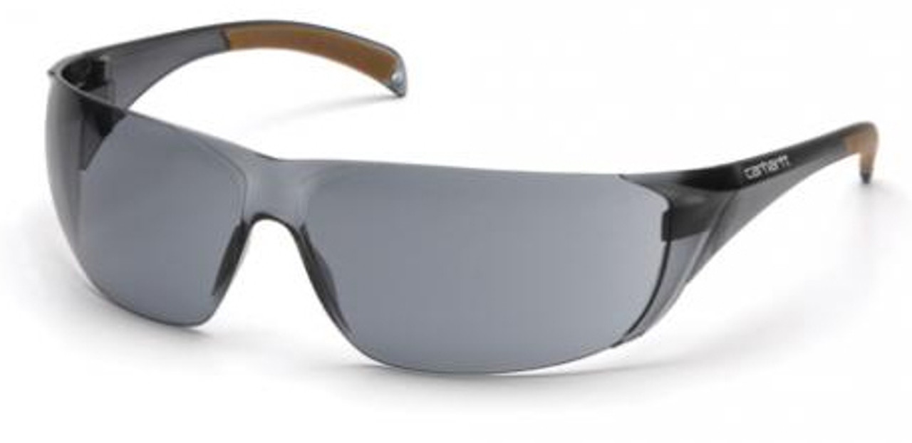 carhartt billings safety glasses gray anti fog lens. Black Bedroom Furniture Sets. Home Design Ideas