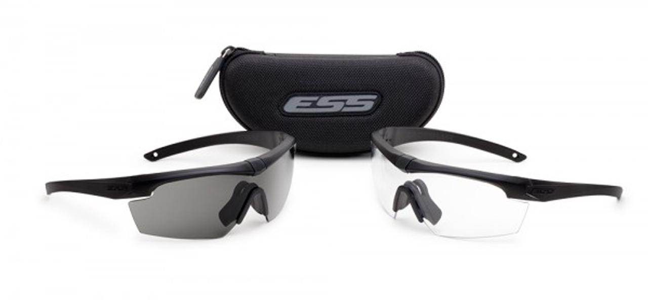 ESS Eyewear Crosshair Kit 2x noir 0eIEpyiba3