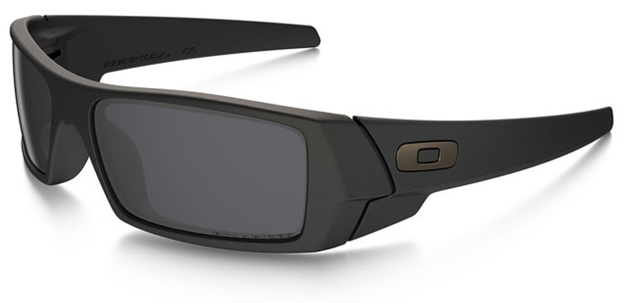 47e16649e8411 ... coupon for oakley si gascan with black frame and grey polarized lens  637db 342af