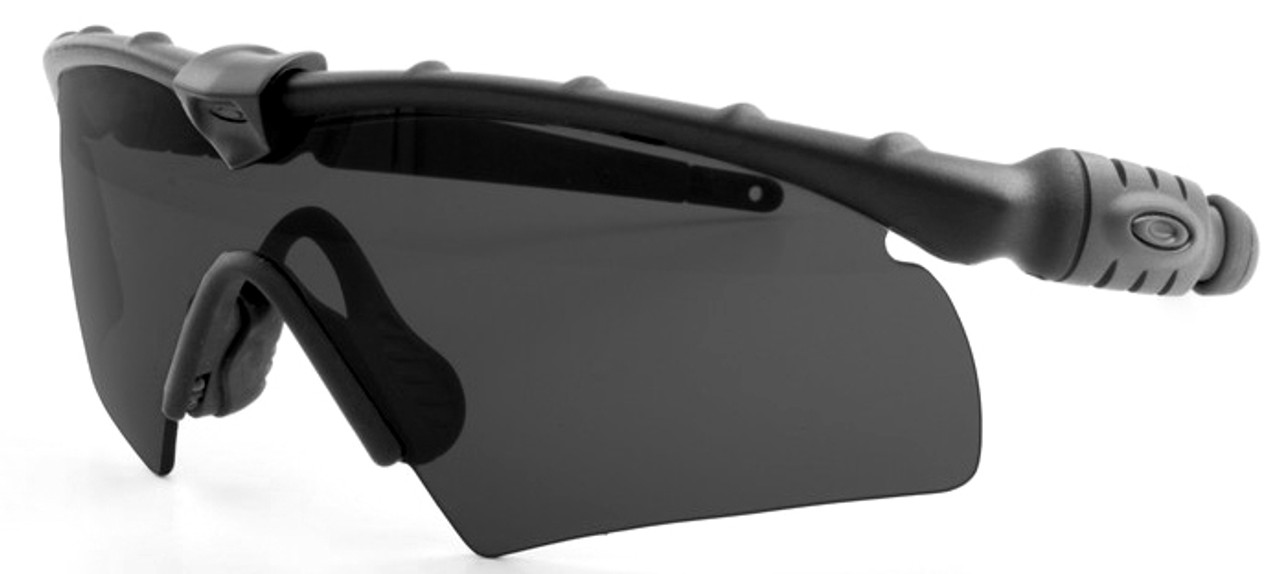 Oakley SI Ballistic M Frame 2.0 Hybrid with Black Frame and Grey ...