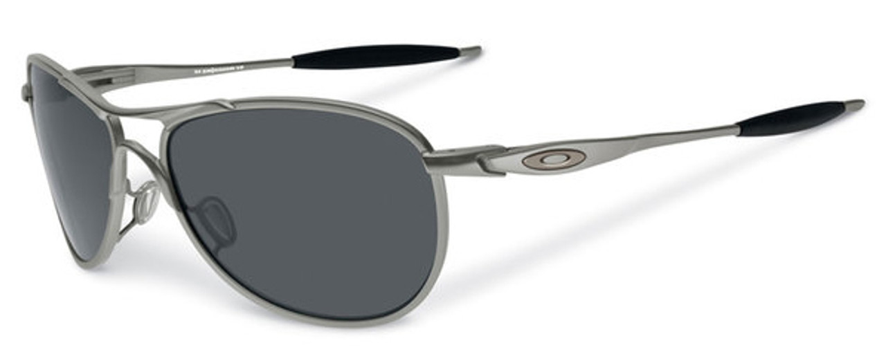 Oakley SI Ballistic Crosshair 2.0 Sunglasses with Gunmetal Frame and ...