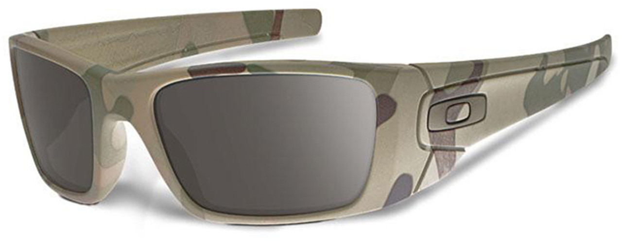 Oakley SI Fuel Cell with Multicam Frame and Warm Grey Lenses