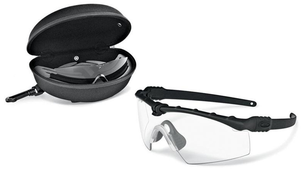 Oakley Si Ballistic M Frame 3 0 Array With Black Frame And
