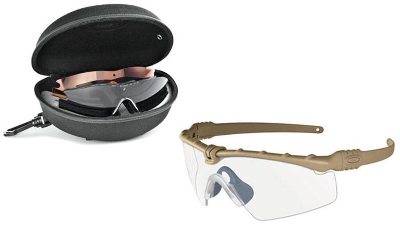 oakley si m frame hybrid 3 lens array