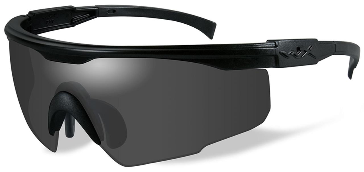 WILEY X PT-1 Smoke Grey Matte Black Frame kQIhgIXrzs