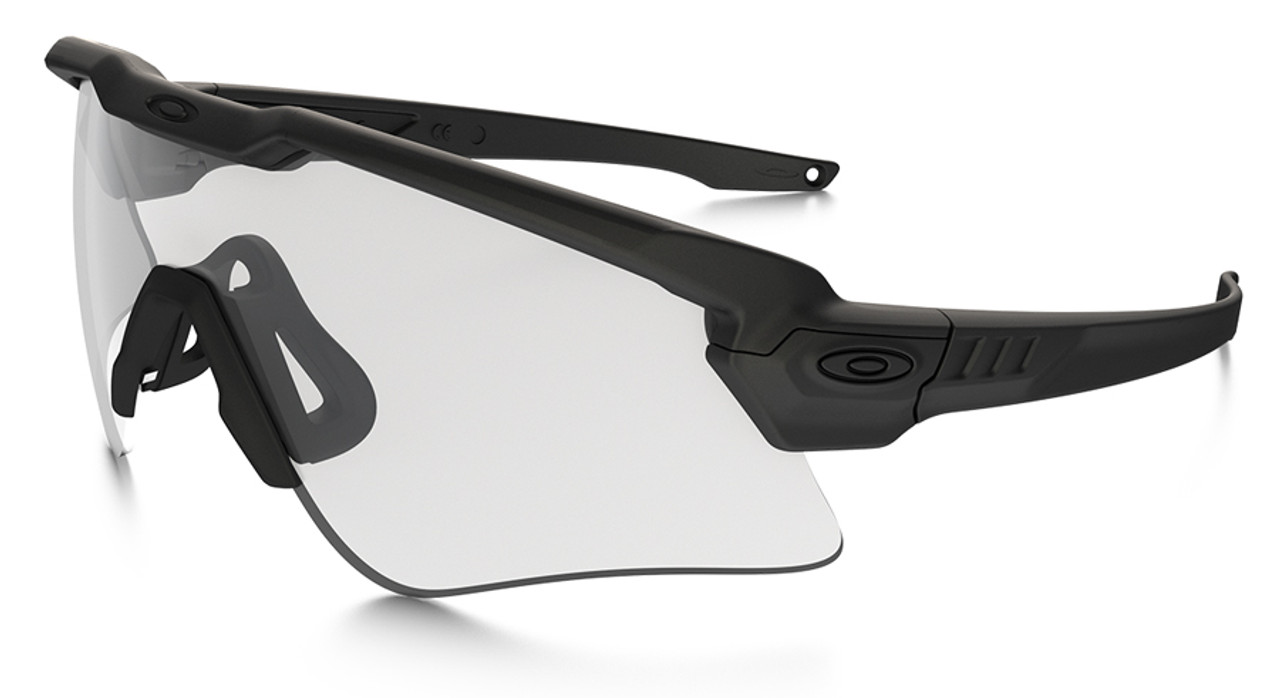 Oakley SI Ballistic M Frame Alpha Sunglasses with Clear Lens