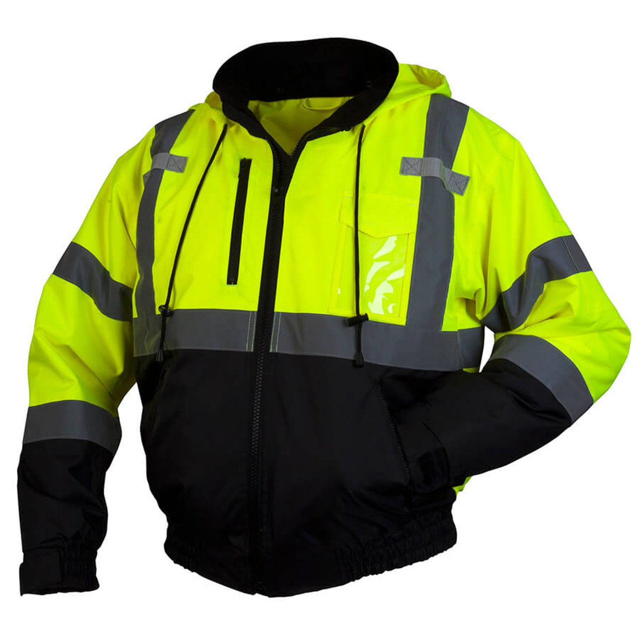 Pyramex Lumen X Rj31 Class 3 Safety Jacket Free Shipping