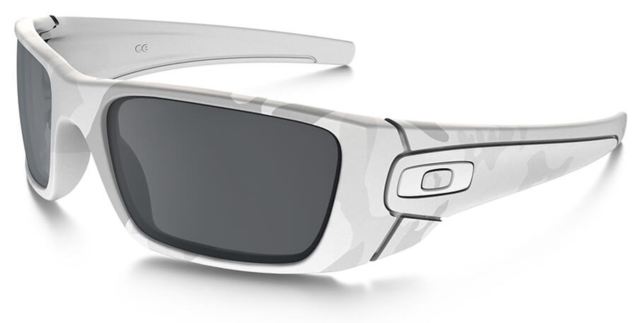 Oakley SI Fuel Cell Sunglasses with Multicam Alpine Frame and Black ...