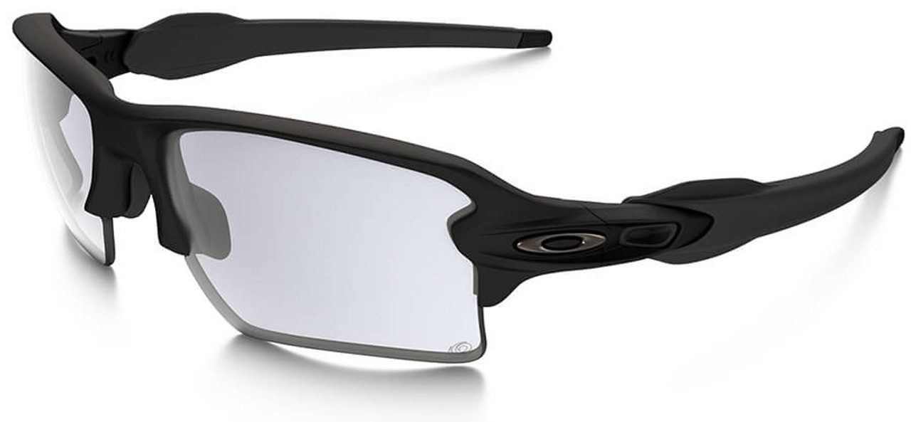 Oakley SI Flak 2.0 XL Sunglasses with Matte Black Frame and ...