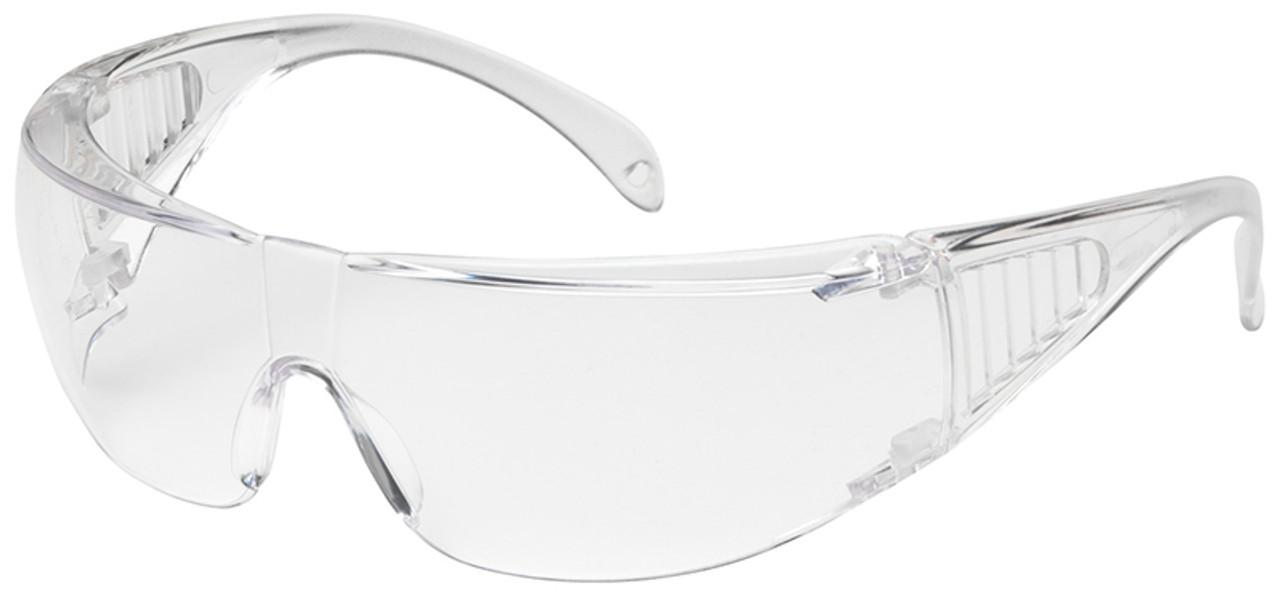 Bouton Ranger Mini OTG/Visitor Safety Glasses Clear Frame