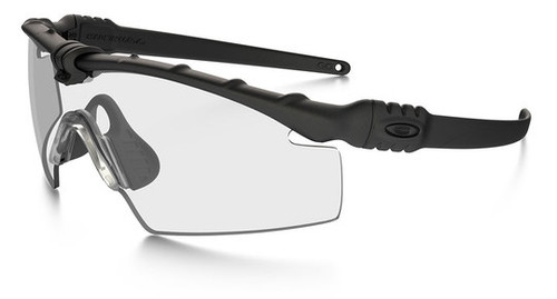 Oakley SI Ballistic M Frame 3.0 with Black Frame and Clear Lens ...