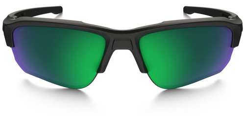 ... Oakley SI Speed Jacket Safety Sunglasses with Matte Black Frame and  Prizm Maritime Polarized Lens ...