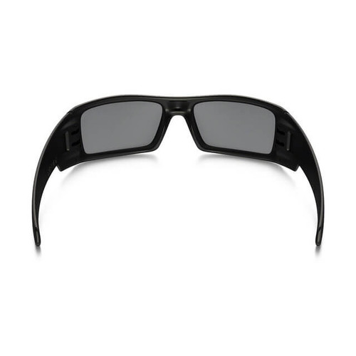 ... Oakley SI Thin Red Line Gascan Sunglasses with Satin Black Frame and  Black Iridium Lens ...