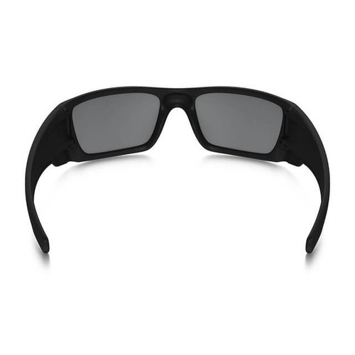 Oakley SI Thin Red Line Fuel Cell Sunglasses with Satin Black Frame ...