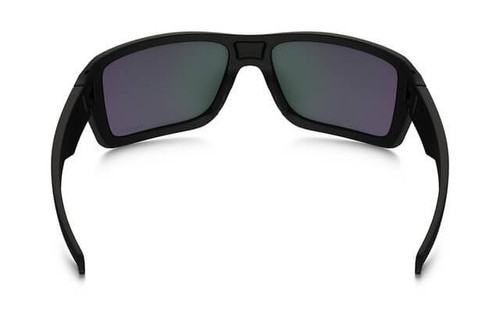 4abbd6756e ... new style oakley si double edge sunglasses with matte black frame and prizm  maritime polarized lens