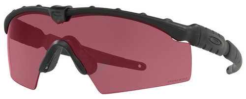 Oakley SI Ballistic M Frame 2.0 Array with Matte Black Frame and Clear, TR22 and TR45 Lenses