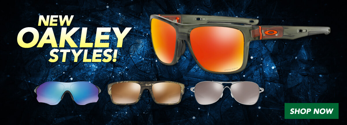 New Oakley Sunglasses In Stock