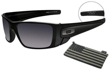 754d4da81f5 Oakley Fuel Cell Matte Black Usa Flag Icon