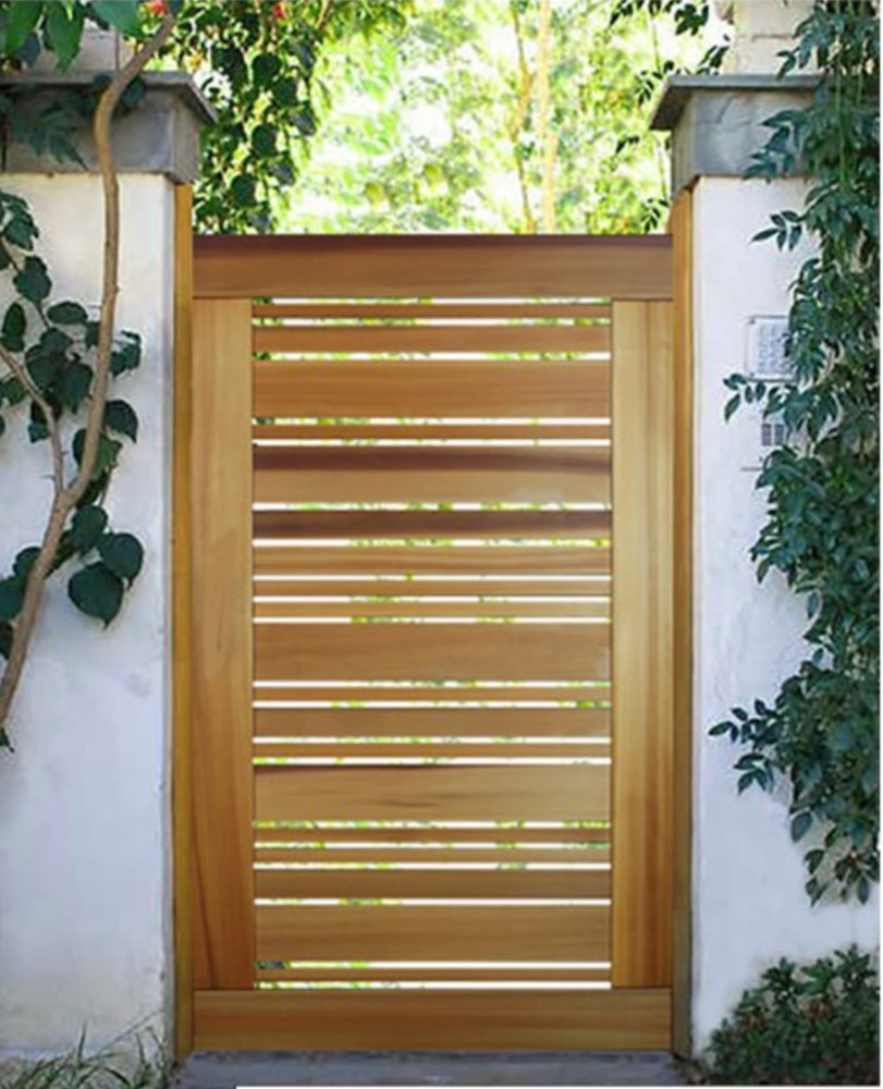 Easy-Install Wood Gate, Monterey, Pre-Hung